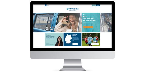 Die Christoph Kroschke GmbH bündelt innovative Kfz-Dienstleistungen, effiziente Prozesslösungen und digitale Services. Mit über 500 bundesweiten Service-Points sowie 17 europäischen Partnern ist das Unternehmen Branchenführer für Fahrzeugzulassung.