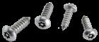 4 Sicherheitsschrauben - Torx-20